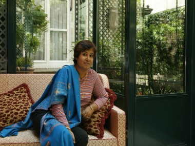 Author Taslima Nasreen. Getty Images