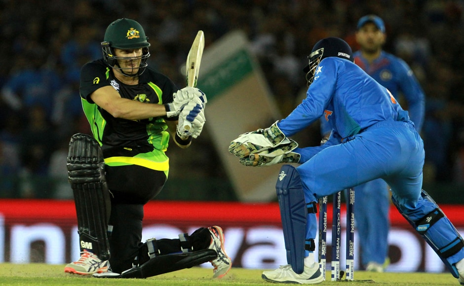 It turned out to be the last international outing for Shane Watson, who had announced his retirement, contributed with the both the bat and ball. Solaris Images