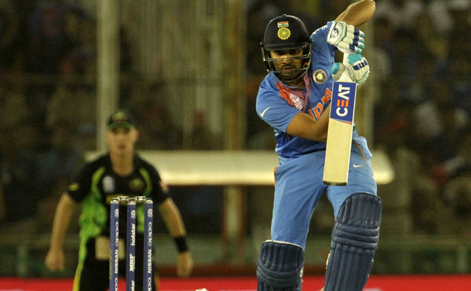 The Indians lost openers Shikhar Dhawan (13) and Rohit Sharma (12), who both had not done much in the previous matches, early in the chase. Solaris Images