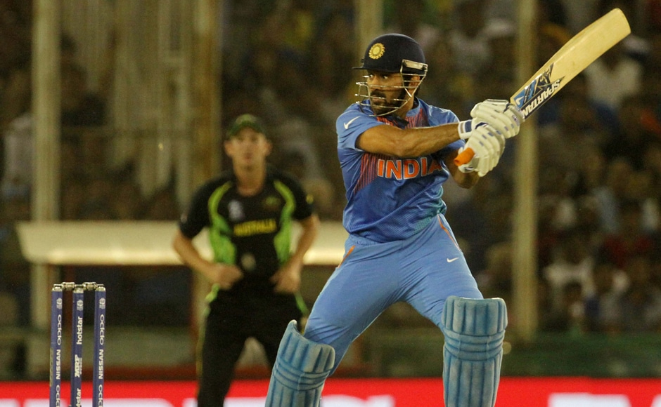 In true tradition, it was captain Mahendra Singh Dhoni who scored the winning runs with a boundary off long on with almost an over to spare. Solaris Images