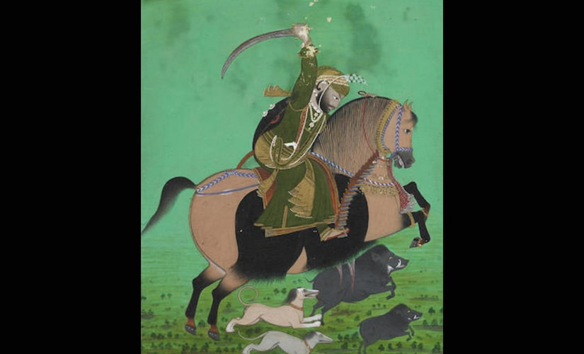 A-ROYAL-HUNTING-SCENE-BY-PARASURAM_Listicle