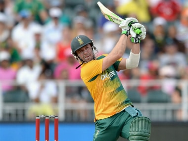 File photo of AB de Villiers. Getty Images