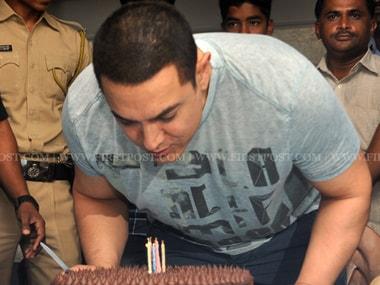 Aamir Khan. Image from Sachin Gokhale
