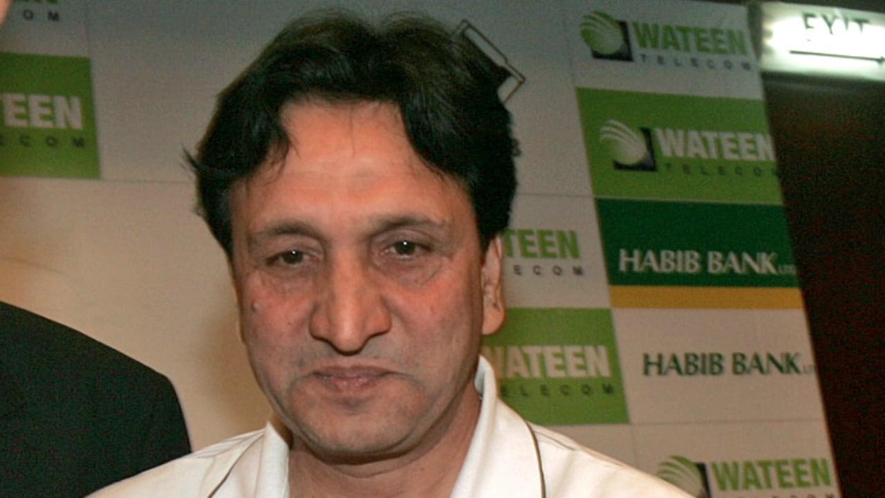 Former Pakistan leg-spinner Abdul Qadir. Reuters