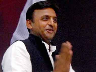 File photo of Akhilesh Yadav. PTI
