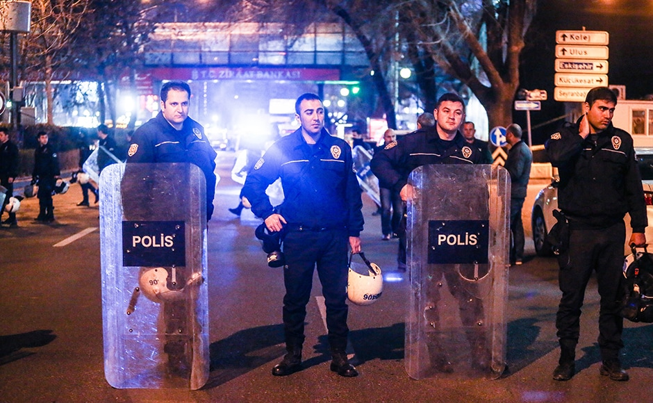 Turkish authorities banned Facebook and Twitter after images of the suicide bombing were spread on both social media platforms, media reported. According to a report, Turkish authorities took the decision after images spread on social media showing the suicide car bombing that killed several people in Ankara. Getty Images