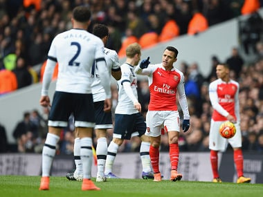 What could've been a day for Tottenham and Arsenal to boost chances of winning an elusive league title and land a potentially decisive blow to the hopes of their bitter rivals, ended up being a day of what ifs. Getty