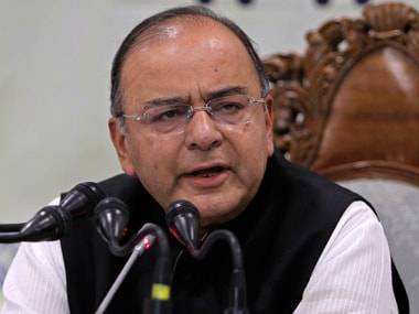 Finance Minister Arun Jaitley. Reuters