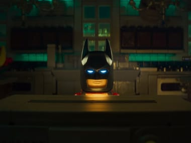 The Lego Batman Movie. Screen grab from YouTube