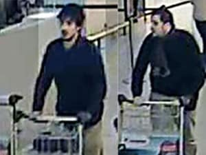 The main suspects of the Brussels carnage/ AFP