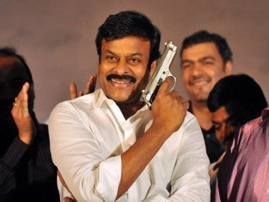 Chiranjeevi. Image from AFP