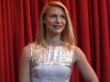 Claire Danes. Image from Reuters