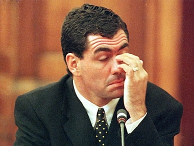 Former South Africa captain Hansie Cronje, who was banned from cricket for life due to his role in a match-fixing scandal. ibnlive