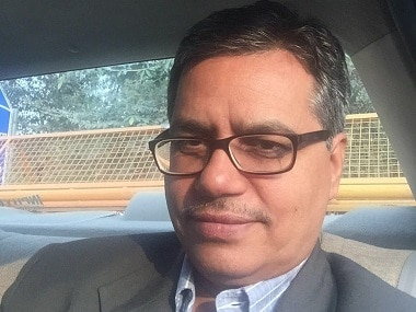 Dr Kumar in a picture he provided Firstpost