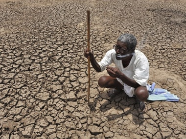Total rainfall in the state during 2015 was deficient at 59.4 per cent of the national rainfall. AFP