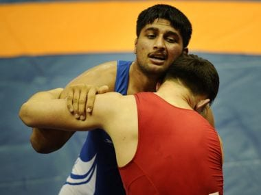 Hardeep qualified for Rio Olympics with a silver at Astana. Getty