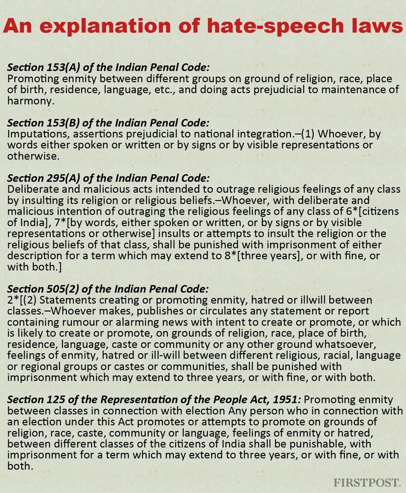 Hate-speech-law