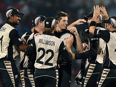 New Zealand will look to extend perfect run in World T20 against Bangladesh. AFP