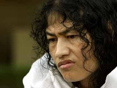 File image of Irom Sharmila. Reuters