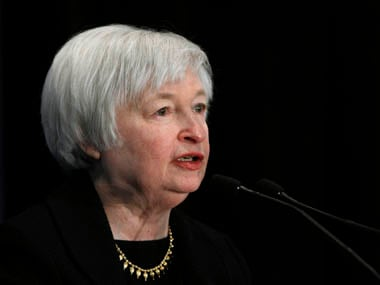 US Fed chair Janet Yellen Reuters