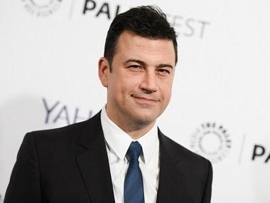 Jimmy Kimmel. AP