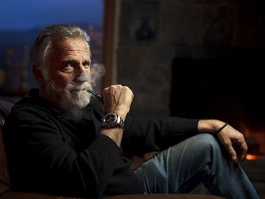 The Most Interesting Man in The World, Jonathan Goldsmith. Getty Images