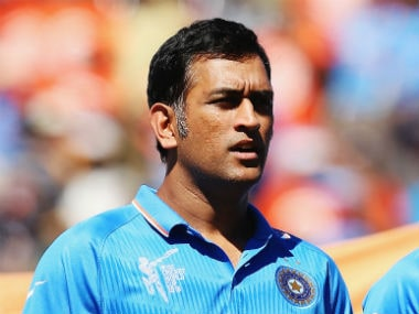 File photo of MS Dhoni. Getty Images.