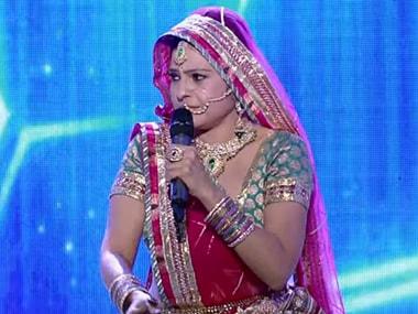 Malini Awasthi. Screen grab from YouTube