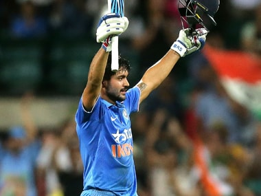 File image of Manish Pandey. Getty Images
