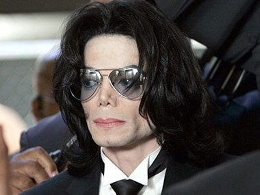Michael Jackson. Image from Getty