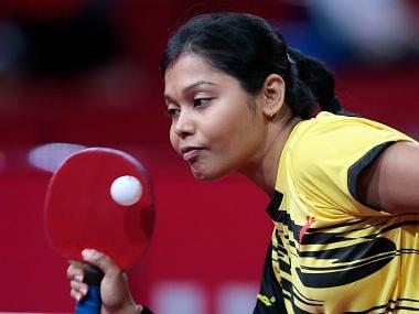 File picture of Mouma Das. AFP