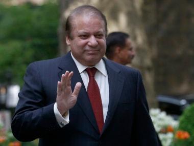 Pakistan Prime Minister Nawaz Sharif. REUTERS