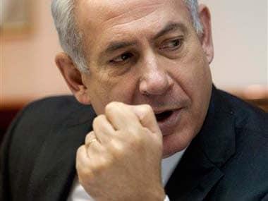 Israeli Prime Minister Benjamin Netanyahu. AP
