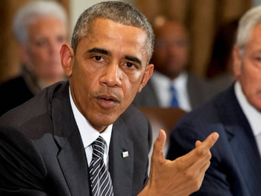 File image of US President Barack Obama. PTI