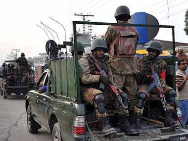 File image of Pakistani Army.