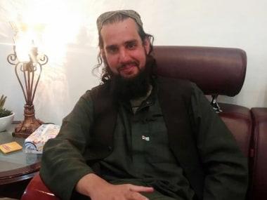 Shahbaz Taseer, son of slain Pakistani governor Salman Taseer in Quetta, Pakistan. AP
