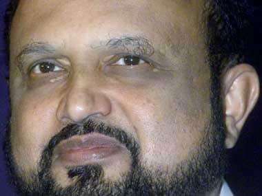 AGP leader Prafulla Kumar Mahanta. Reuters