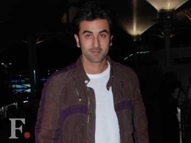 Ranbir Kapoor was quizzed about when the first look of Jagga Jasoos would be out