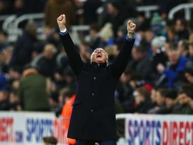 Claudio Ranieri. Getty Images