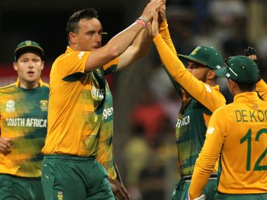 South Africa take on Sri Lanka in an inconsequential game. AP