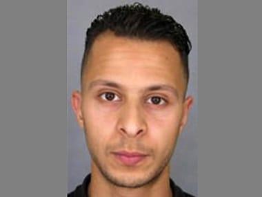 Salah Abdeslam. AFP