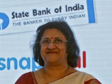 SBI chairman Arundhati Bhattacharya. Reuters