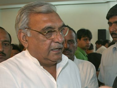 Former Haryana Chief Minister Bhupinder Singh Hooda. IBNLIVE