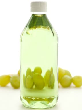 Grapeseed oil. GETTY IMAGES