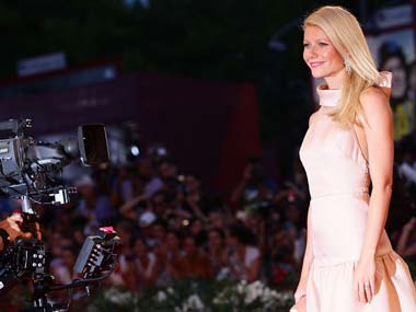 Gwyneth Paltrow. Image from IBNlive