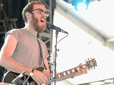 """McMorrow is earning rave reviews for his rendition of """"Wicked Games"""", used in the new Game of Thrones season six trailer. Image from Getty"""