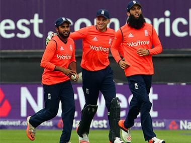 Saddled with an inexperienced seam attack, England spinners Moon Ali and Adil Rashid will have to shoulder a lot of burden. AFP