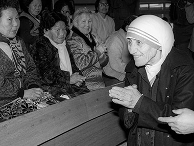 Mother Teresa. Reuters