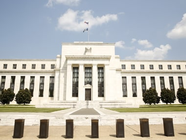 The Fed building in Washington. Reuters