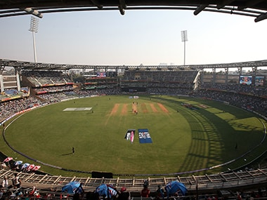 Wankhede Stadium will host the 2nd World T20 semi-final. GettyImages